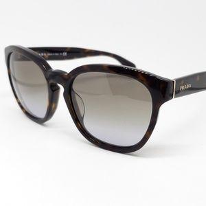 Prada Sunglasses Dark Havana w/Lilac Brown